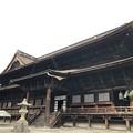 善光寺(長野市元善町)本堂