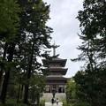 Photos: 善光寺(長野市元善町)日本忠霊塔 ・史料館