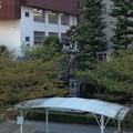 Photos: 12.11.02.御竹蔵跡(墨田区横網1丁目)江戸東京博物館 徳川家康像