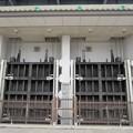 Photos: 隅田川(墨田区横網1丁目 旧安田庭園西手河岸より)