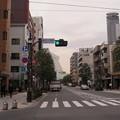 津軽藩上屋敷跡(墨田区亀沢2丁目)緑町公園交差点
