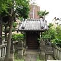 野見宿禰神社(墨田区亀沢2丁目)稲荷社