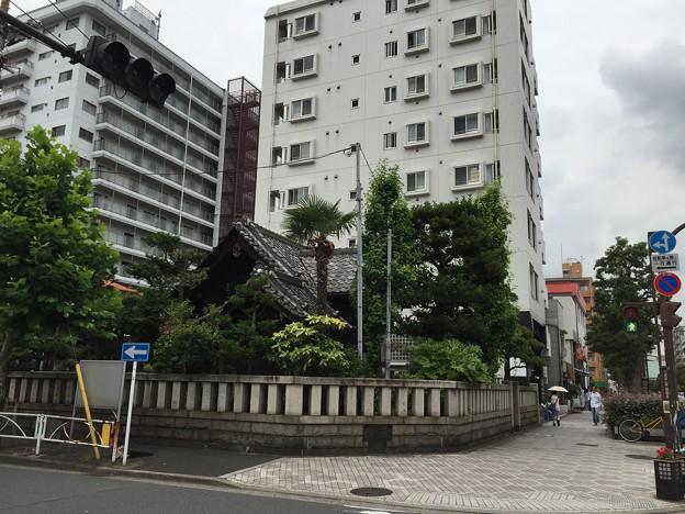 野見宿禰神社(墨田区亀沢2丁目)