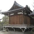 Photos: 牛嶋神社(墨田区向島)舞殿