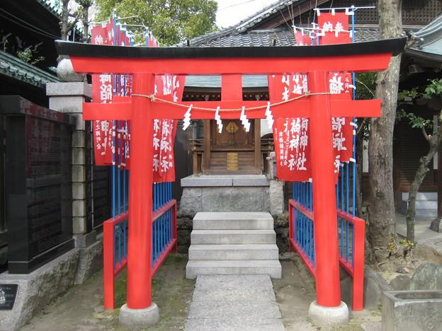 牛嶋神社(墨田区向島)小梅稲荷神社