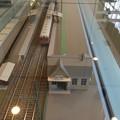 東武鉄道博物館内(墨田区東向島4丁目)旧玉ノ井駅ジオラマ