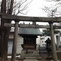 小村井香取神社(墨田区文花2丁目)三峯神社