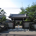 Photos: 12.06.14.法恩寺(墨田区太平1丁目)山門