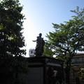 Photos: 法恩寺(墨田区太平1丁目)日蓮像