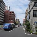 鳥居丹波守下屋敷跡(墨田区江東橋5丁目)
