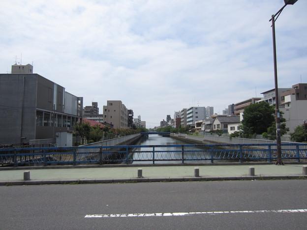 Photos: 南辻橋より南(墨田区江東橋・立川)大横川