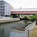 Photos: 南辻橋より北(墨田区江東橋・立川)大横川