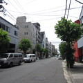 吉良源六郎下屋敷跡(墨田区立川3丁目)