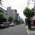 Photos: 吉良源六郎下屋敷跡(墨田区立川3丁目)