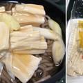 京湯葉3――豆乳湯葉 あんかけそば(岩手名物 土川そば)