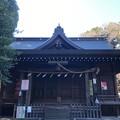 Photos: 二宮神社(あきる野市)拝殿