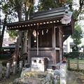 二宮神社(あきる野市)諏訪神社