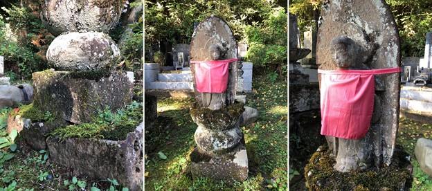 大悲願寺(あきる野市)五輪地蔵