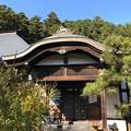 Photos: 大悲願寺(あきる野市)大玄関