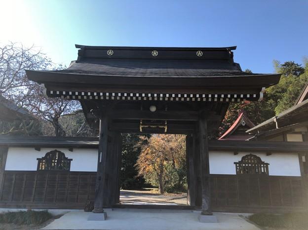 Photos: 開光院(あきる野市)山門
