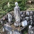Photos: 戸倉三島神社(あきる野市)地蔵様?