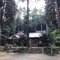 戸倉三島神社(あきる野市)境内