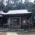 戸倉三島神社(あきる野市)社殿