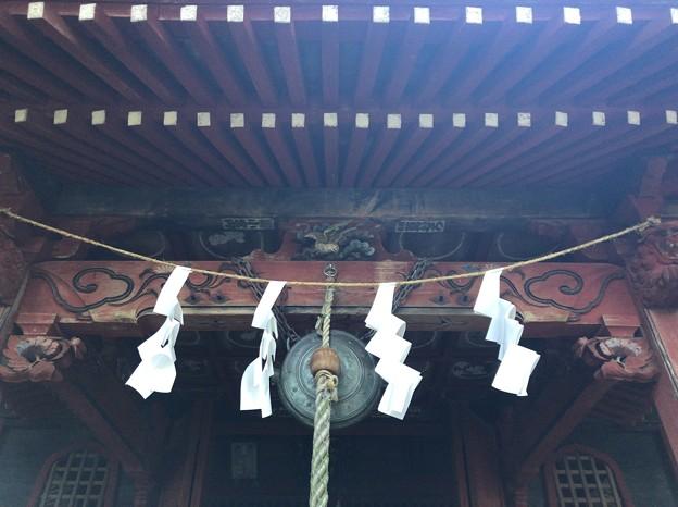 戸倉三島神社(あきる野市)武多摩神社