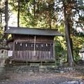 Photos: 戸倉白山神社(坂下白山神社。あきる野市)