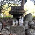 戸倉白山神社(坂下白山神社。あきる野市)稲荷社
