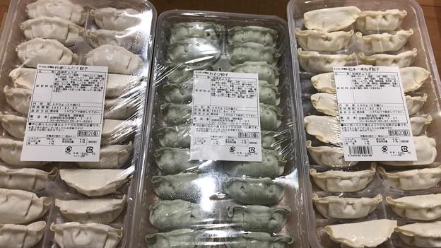 Photos: 信州ご当地餃子セット1
