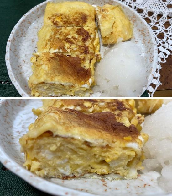 名古屋コーチン卵2-4――玉子焼き