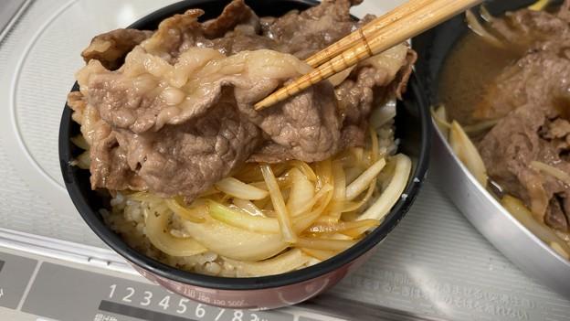 佐賀牛1-2――すき焼き丼