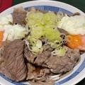 Photos: 佐賀牛2-4 ・岩手土川そば――肉そば