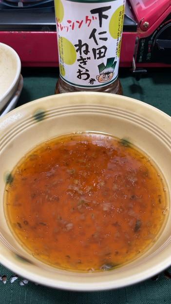 Photos: 群馬 下仁田ポーク・下仁田葱しゃぶしゃぶ3