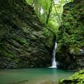 Photos: 三樽権現の滝