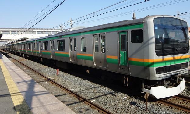 Photos: JR東日本大宮支社 宇都宮線E231系