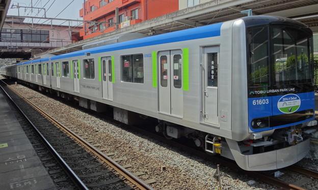 東武アーバンパークライン60000系(皐月賞前日)