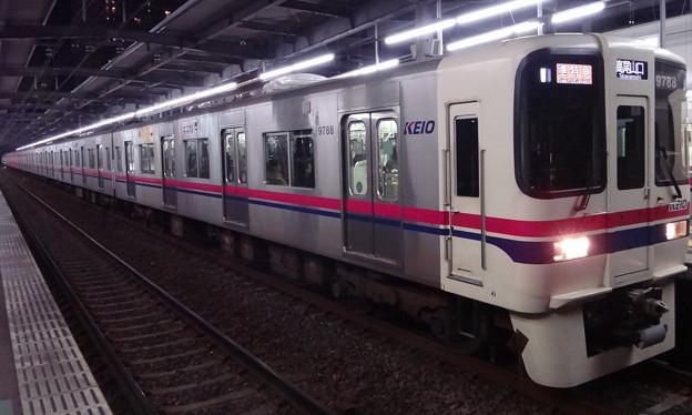 京王線系統9000系(ジャパンカップの帰り)