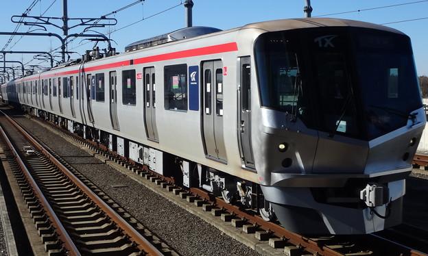 首都圏新都市鉄道つくばエクスプレス線TX-2000系(京成杯当日)