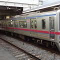 京成電鉄3700形(中山牝馬ステークスの帰り)