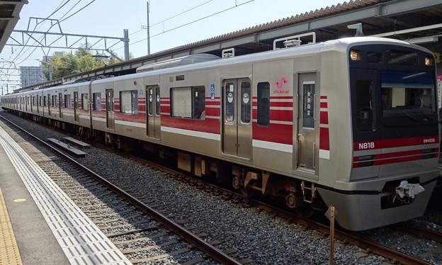 新京成電鉄新京成線N800形