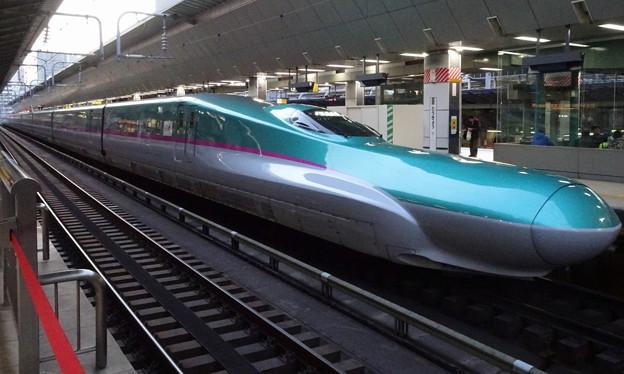 JR東日本東北新幹線E5系「はやて113号」