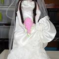 Photos: ウェディングドレス(ローズリエール)姿のREINA