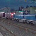 写真: 京葉臨海鉄道臨海本線KD60型DL+JR貨物コキ100系