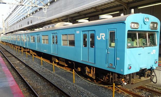 JR西日本近畿統括本部 奈良線103系