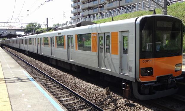東武鉄道50050系 東急田園都市線