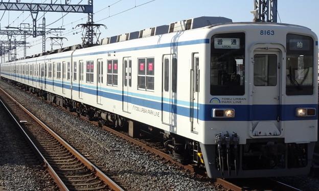 東武アーバンパークライン(野田線)8000系