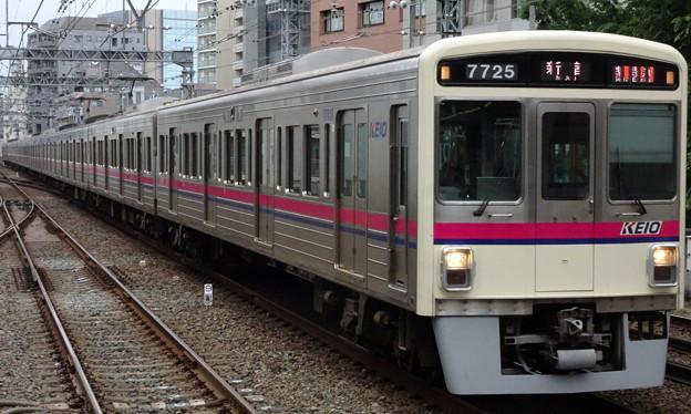 京王線系統7000系(エプソムカップ当日)