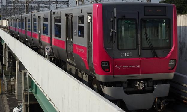 ニューシャトル(埼玉新都市交通伊奈線)2000系